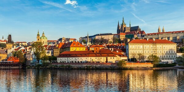 3 super dni v Prahe s dieťaťom do 12 rokov zdarma