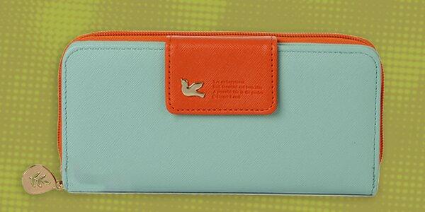 Farebná dámska peňaženka Be Sweet