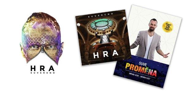 Album Hra a set knihy a CD Proměna od Suverena
