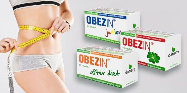 Prírodný výživový doplnok OBEZIN® - podpora chudnutia