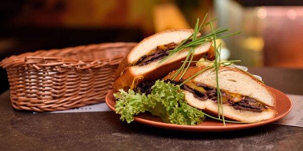 Výborné sandwiche rovno v centre mesta: 3 druhy