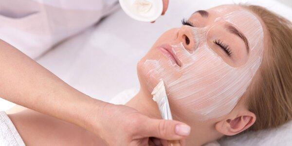 Hĺbkové čistenie pleti a omladzujúce ošetrenie