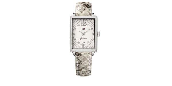 Dámske hadie náramkové hodinky Tommy Hilfiger