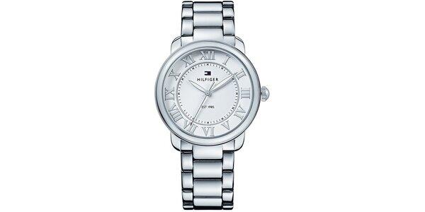 Dámske oceľové náramkové hodinky Tommy Hilfiger