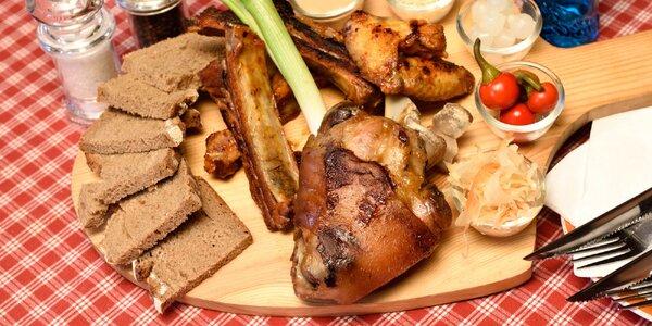 Mäsové špeciality v Krasňanskej kúrii