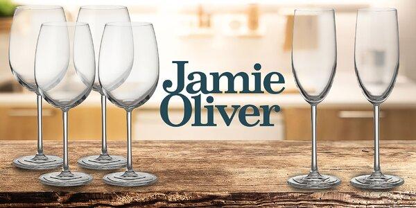 Pohár na víno či šampanské od Jamieho Olivera