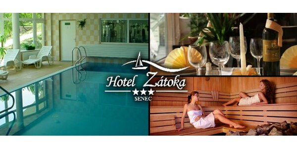 99 eur za 3-dňový pobyt pre dve osoby v ***hoteli Zátoka v Senci so zľavou 58%!