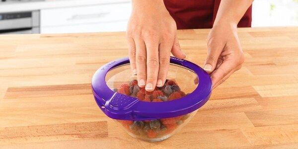 Vákuové viečka PressLid na nádoby a misky