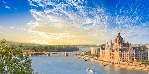 Relax a história v centre maďarskej metropoly s raňajkami