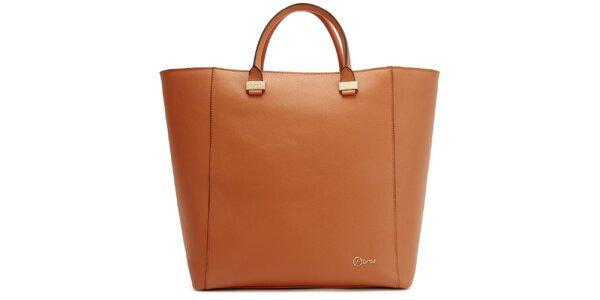 Dámska velká oranžová kabelka Florian London