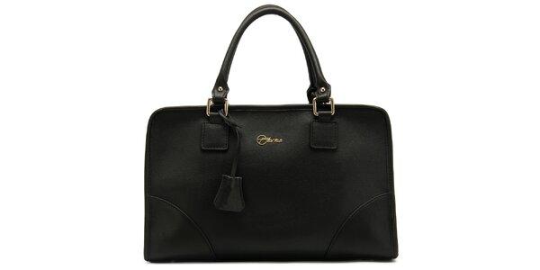 Dámska čierna kufríková kabelka Florian London