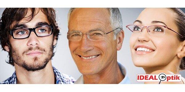 12 eur za kupón v hodnote 50 eur na nákup kvalitného dioptrického okuliarového…