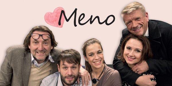 Valentínske divadelné predstavenie MENO v Kursalone