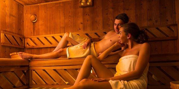 Romantika v privátnom wellness Penzióna Raki