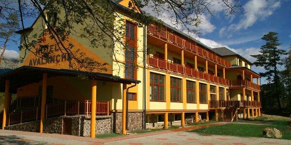 Wellness pobyt v Hoteli Avalanche