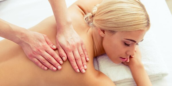 Cíťte sa blažene na masáži podľa výberu!