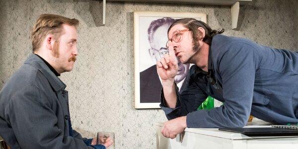 Divadlo Jonáša Záborského: vstupenka na predstavenie Audiencia