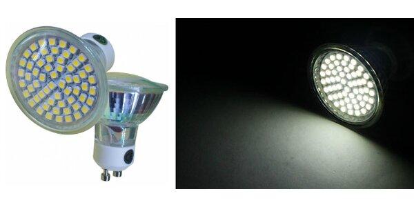 Žiarovka GU10 60 SMD LED 3,5 W