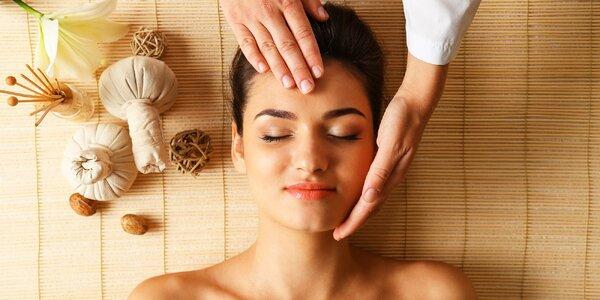 Ajurvédsky liečebný a masážny balíček pre ženy