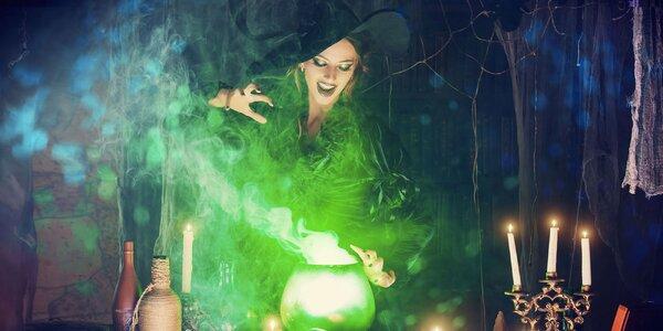 Izba plná čarov, kúziel a okultizmu