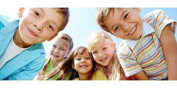 Denný tábor KIDSCAMP BRATISLAVA – NOVÉ MESTO