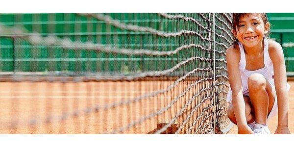 Denný tenisový tábor