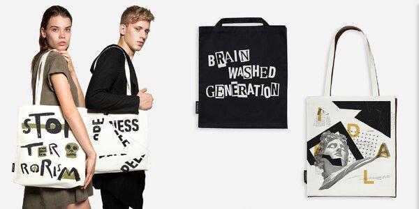 Dizajnové nákupné taschky