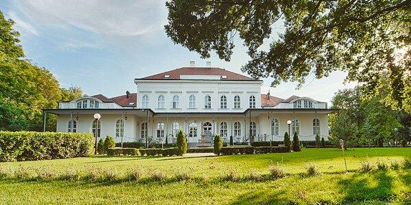 Veľkonočný relax v štýlovom Chateau Földváry