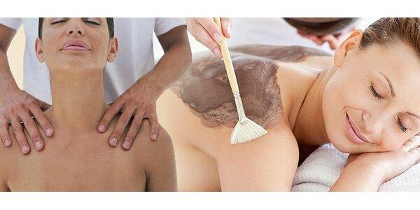 10,90 eur za masáž vybranej časti tela a k nej liečivý zábal zo sibírskeho…