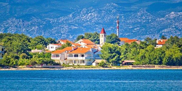 Dovolenka vo ville Janka v apartmánoch len 40 m od mora - Vir Chorvátsko