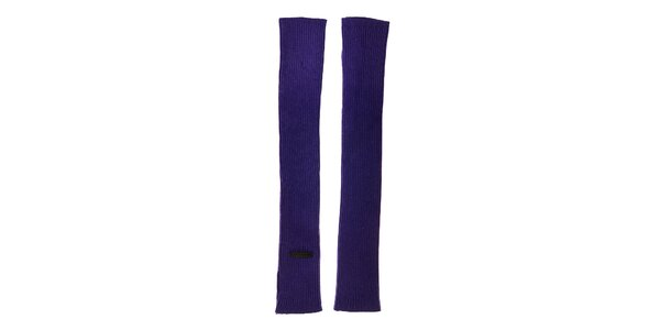 Dámske purpurové návleky Pietro Filipi