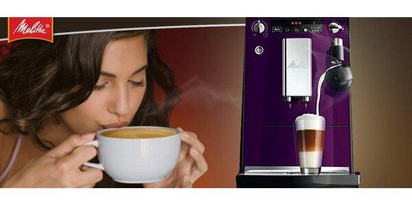 263,90 eur za domáci kávovar Melitta Caffeo Lattea® a sadu 6 vrecúšok…