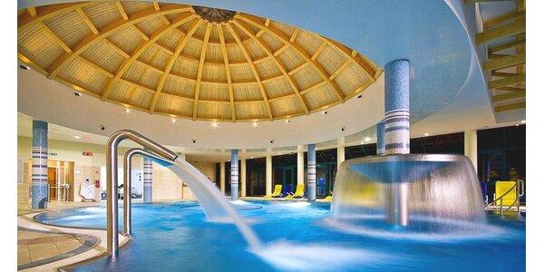Relaxačný a wellness pobyt v rezorte Zora v Bardejovských Kúpeľoch