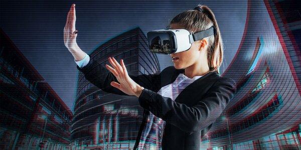 Virtuálna realita vo Fun flow v Košiciach