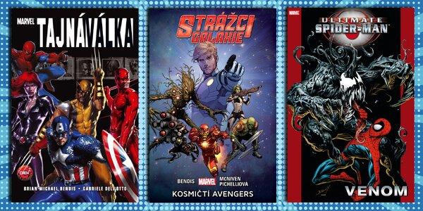Ponorte sa do komiksov s vašimi superhrdinami