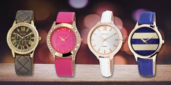 Dámske hodinky značky Excellanc