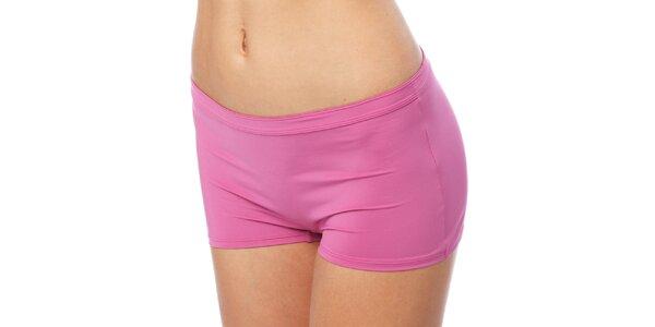 Dámske ružové nohavičky s cvočkami Marlies Dekkers
