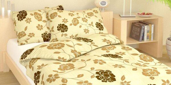 2-dielna súprava posteľných obliečok
