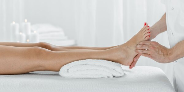 Reflexné masáže chodidiel na 3 spôsoby