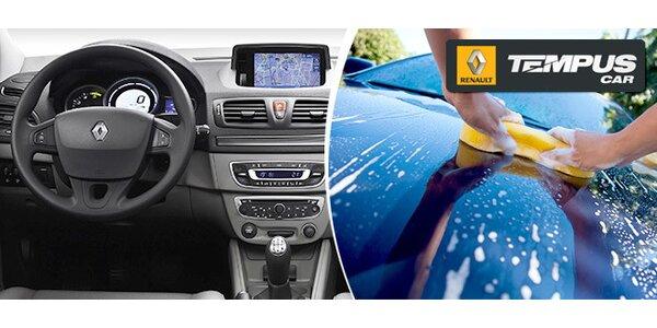 Ručné umytie auta