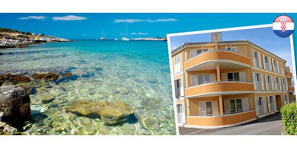 Letná dovolenka v 4* apartmánoch v Chorvátsku