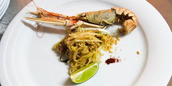 Degustačná thajská večera a vstup do wellness v Hoteli Lesná****