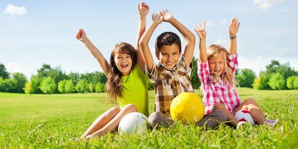5-dňový alebo 7-dňový denný jazykový tábor pre deti v Malej Fatre!