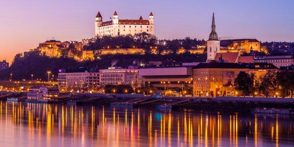 Skvelý pobyt v bratislavskom boteli Pressburg na Dunaji