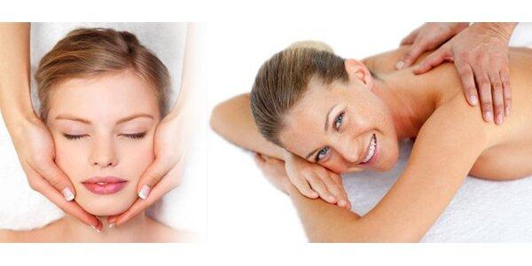7 eur za 30-minútovú antistresovú masáž tváre a hlavy, alebo zablokovanej…