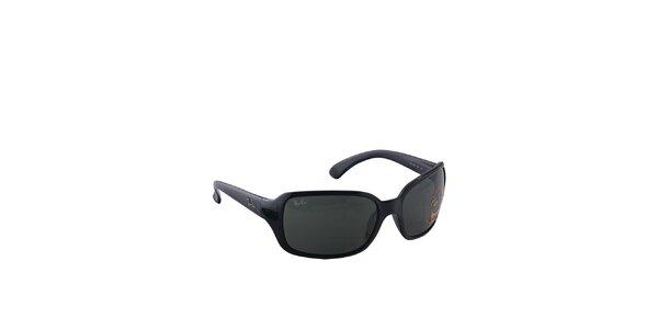 Čierne slnečné okuliare Ray-Ban