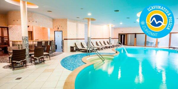 Dovolenka vo Wellness & SPA hoteli Victoria**** pod Martinskými hoľami…