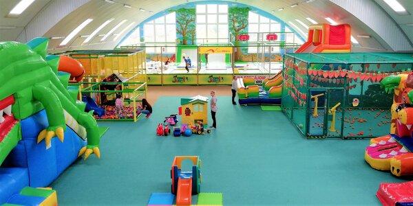 Jungle Park - kráľovstvo detskej zábavy Mojš