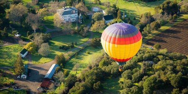 Vyhliadkový let balónom