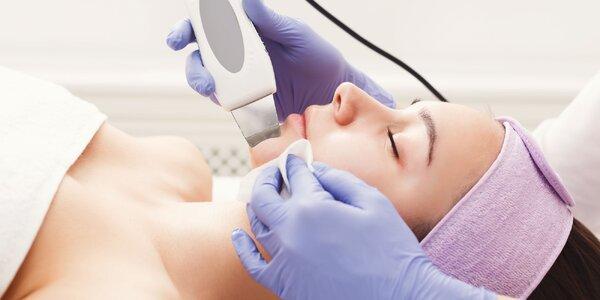Oxybrázia alebo rádiofrekvencia oblasti tváre